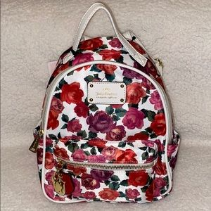 Juicy Couture mini backpack 🎒